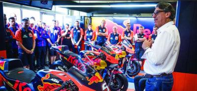 KTM réaffirme son engagement en MotoGP, redéfinit ses priorités et place sa marque soeur Husqvarna en Moto3 :: MotoGP