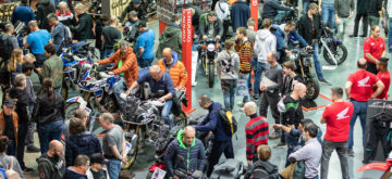 Honda Suisse participera à Swiss-Moto 2020