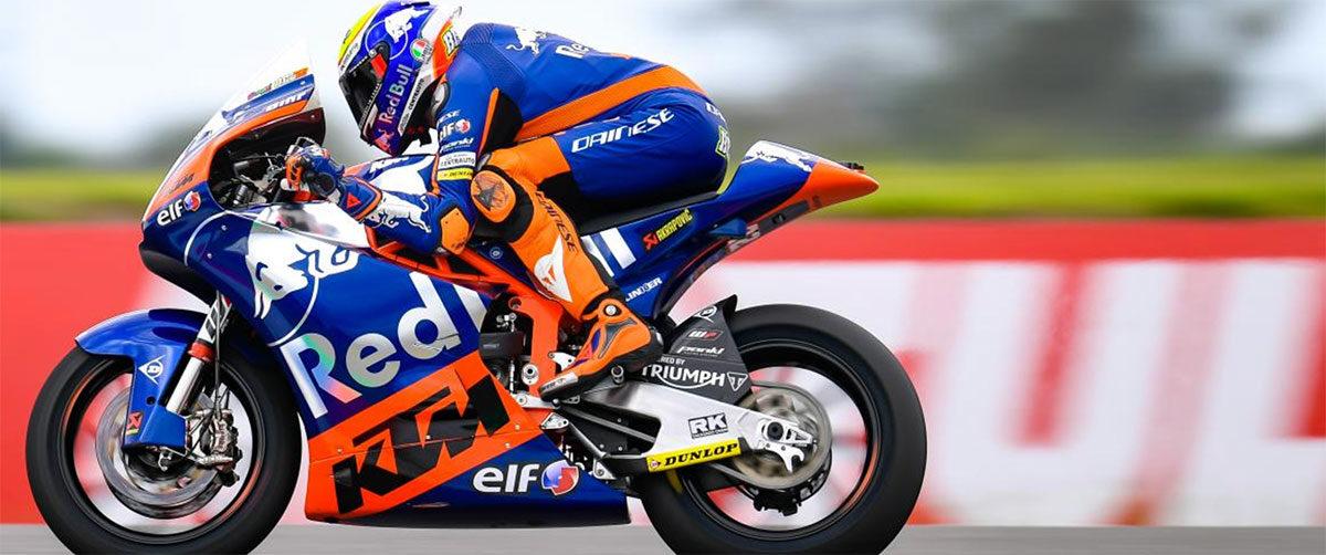 Le team Red Bull KTM Tech3 d'Hervé Poncharal quitte la Moto2 pour la Moto3