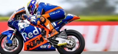 Le team Red Bull KTM Tech3 d'Hervé Poncharal quitte la Moto2 pour la Moto3 :: MotoGP