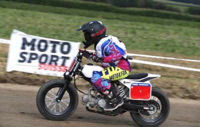 YCF propose les Sunday, deux petites motos pour apprendre le Flat Track :: Test YCF