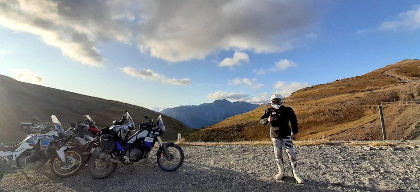 Le Hard Alpi Tour, 520 km en 24 heures :: Aventure :: ActuMoto