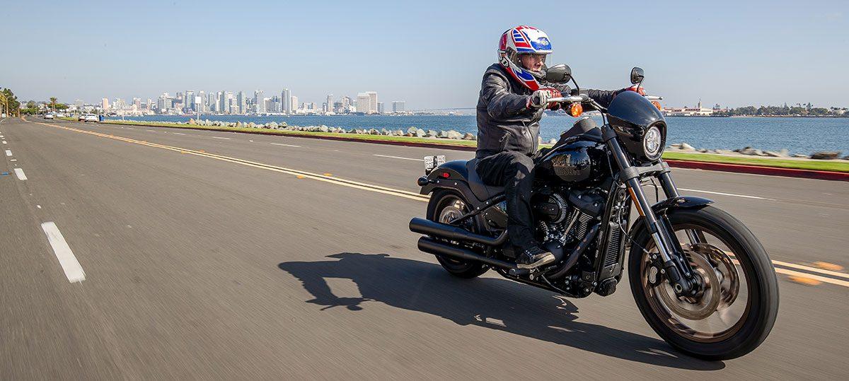 La Low Rider S a revu à la hausse son punch, son agilité et son confort