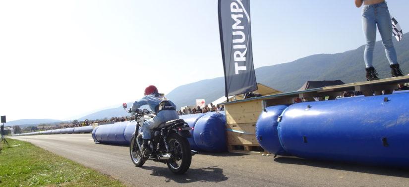 Bon départ pour le premier Racer La Côte ::  :: ActuMoto