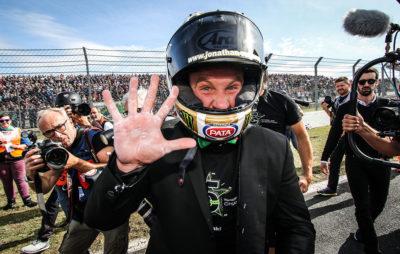 Jonathan Rea puissance cinq à deux courses de la fin! :: Worlsbk France