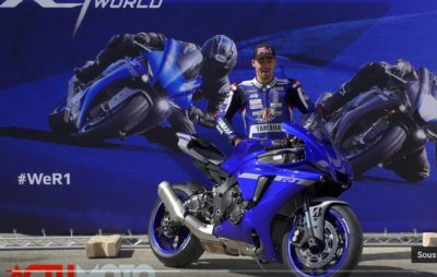 Robin Mulhauser teste la nouvelle Yamaha YZF-R1 2020 :: Essai Yamaha