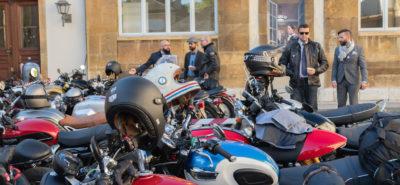 Plus de 14000 dollars récoltés à Neuchâtel durant le Distinguished Gentleman's Ride :: Bonne cause