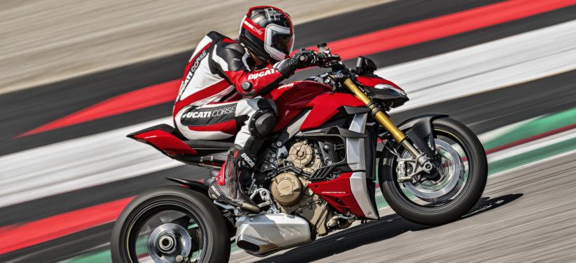 Voici la Ducati Streetfighter V4: 208 chevaux, 178 kg! :: Nouveauté 2020 :: ActuMoto