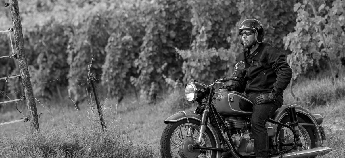 Essai nostalgie – BMW R27 1961