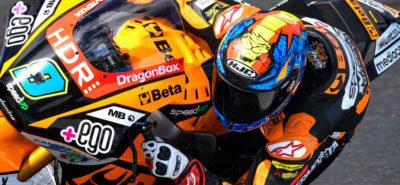 Jorge Navarro se joue de la pluie. Jesko Raffin s'offre la troisième ligne! :: Moto2 Phillip Island