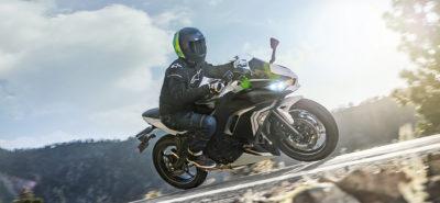 La Ninja 650 devient connectée pour 2020 :: Nouveauté Kawasaki