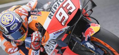Insatiable, Marc Marquez prend sa 90e pole, la première à Motegi :: MotoGP Japon