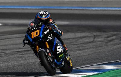 Luca Marini domine la course et s'offre la deuxième victoire de sa carrière :: Sport
