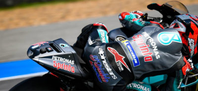 Fabio Quartararo a encore frappé! Et fort! :: MotoGP Thaïlande