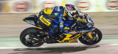Une course intelligente et Randy Krummenacher devient champion du monde! :: WorldSSP Qatar