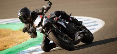 Le roadster ultime arrive sous les traits de la Street Triple RS :: Nouveauté Triumph