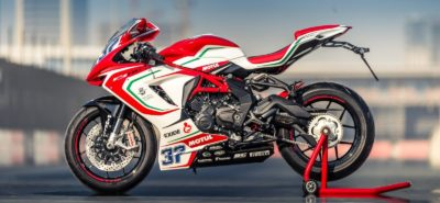 Randy Krummenacher sur une MV Agusta l'an prochain :: Mondial Supersport
