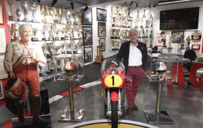 Le «roi» Giacomo Agostini a désormais son musée :: Actu, Sport