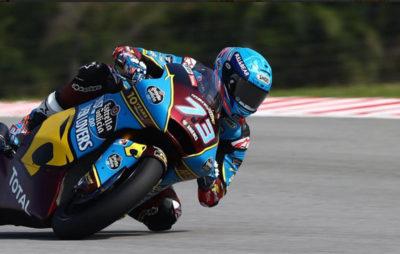 Alex Marquez maîtrise sa course avec brio et devient champion du monde :: Moto2 Malaisie