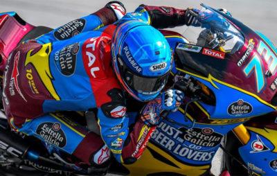 Lutte pour le titre Moto2: pole position et avantage à Alex Marquez! :: Moto2 Malaisie
