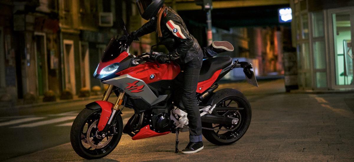 Et voici la «Baby» XR chez BMW – c'est une 900 bicylindre