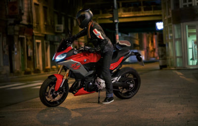 Et voici la «Baby» XR chez BMW – c'est une 900 bicylindre :: Nouveauté 2020