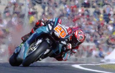 Fabio Quartararo confirme sa domination avec une fantastique pole! :: MotoGP Valencia