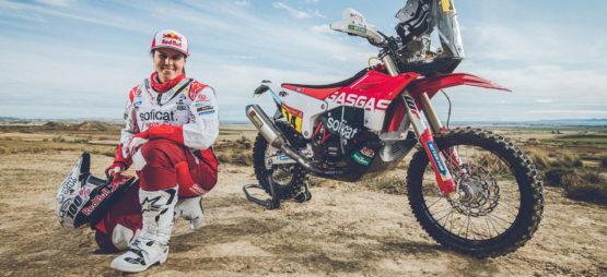 GasGas sera présent en mondial motocross, en enduro et en rallye