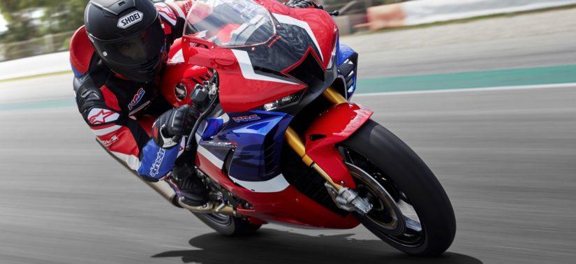 Honda redonne du feu (217 chevaux) à sa Fireblade :: Nouveauté 2020 :: ActuMoto