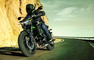 Kawasaki augmente fortement le côté fun de sa Z650 :: Nouveauté 2020