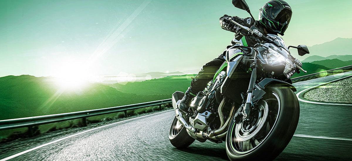 Kawasaki modernise son roadster sportif Z900 pour 2020