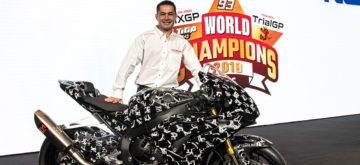 Leon Haslam rejoint Alvaro Bautista, au nom de la Honda CBR 1000 RR-R!
