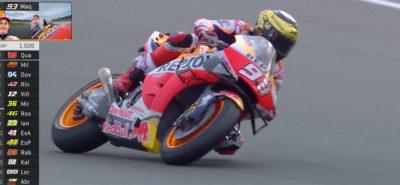 Marc Marquez en mode démonstration n'a rien partagé! :: MotoGP Valencia
