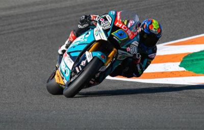 Jorge Navarro prend la pole position. Tom Lüthi est en deuxième ligne! :: Sport
