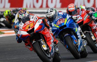 Tous le pilotes et leurs teams sont connus. Pas de trace de Johann Zarco! :: MotoGP Moto2 Moto3