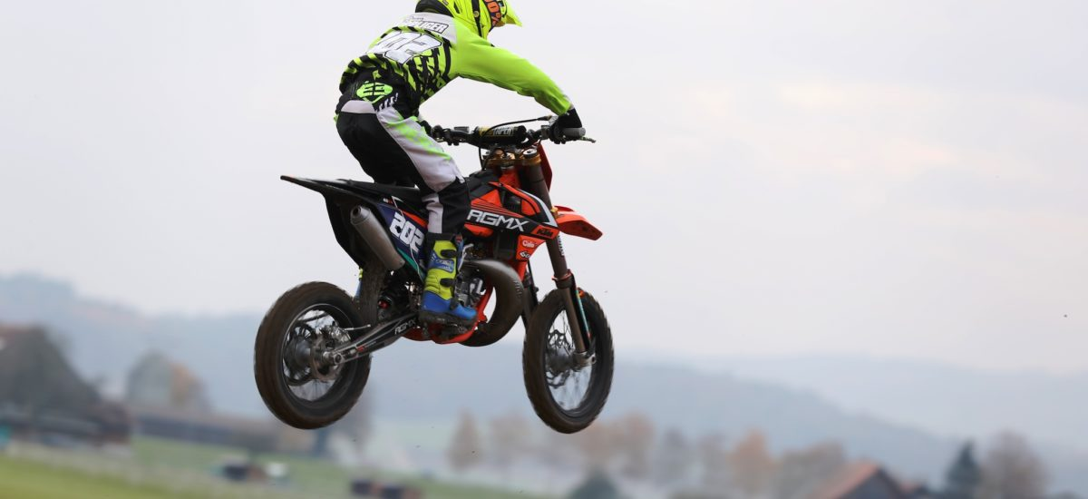 Supercross de Genève 2019: les kids s'entraînent