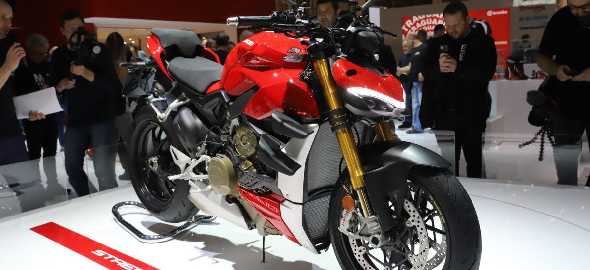 Ducati participera au salon Swiss-Moto 2020 à Zürich