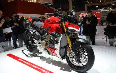 Ducati participera au salon Swiss-Moto 2020 à Zürich :: Saison 2020