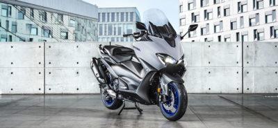 Le nouveau Yamaha TMax 560 prend du volume et se gave de couple :: Nouveauté 2020