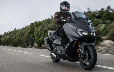 Essai du nouveau Yamaha TMAX 560 et Tech MAX au Portugal :: Roi des sportifs