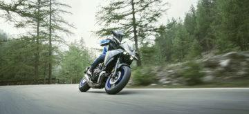 La nouvelle Yamaha Tracer 700 prend des airs de R1!