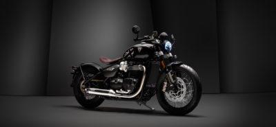 Un Bobber TFC à 750 exemplaires chez Triumph :: Nouveauté 2020