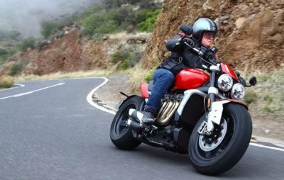 Triumph Rocket 3: (très) gros biceps et bon jeu de jambes :: Test Triumph