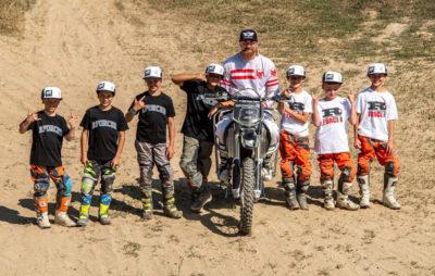 Marc Ristori échangera sa chaise roulante contre une moto :: Supercross de Genève