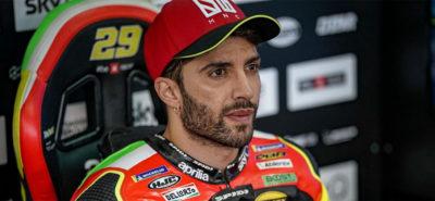 Andrea Iannone suspendu 18 mois pour dopage! :: MotoGP