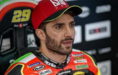 Iannone épinglé et suspendu provisoirement pour dopage! :: MotoGP