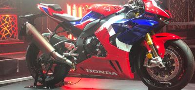 La Honda CBR 1000 RR-R dévoilée au MAD de Lausanne :: Evénement Honda