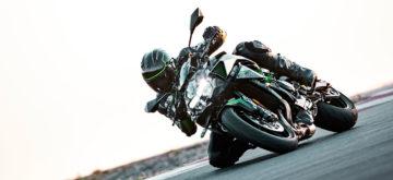 Sur un marché suisse de la moto stable, Kawasaki maintient le cap
