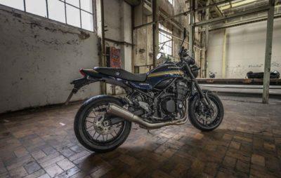 Une éditions spéciale suisse de la Kawasaki Z 900 RS :: Nouveauté 2020