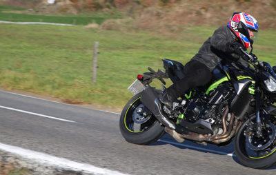 La Z900 a maintenant tout ce qu'il faut où il faut! :: Test Kawasaki